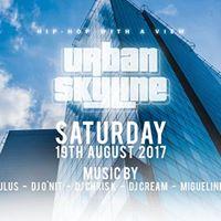 Urban Skyline - Hip Hop with a view - finally summer
