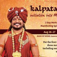 Kalpataru Initiation into MahaSadashivoham