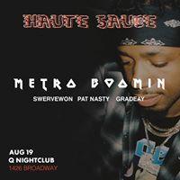 Haute Sauce Metro Boomin