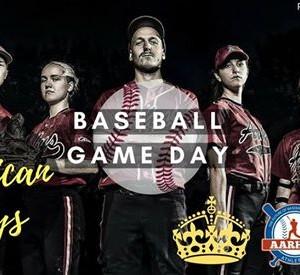 American Days Baseball Game Day
