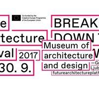 Future Architecture Festival