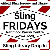 Sling Fridays - Sling Library Drop in