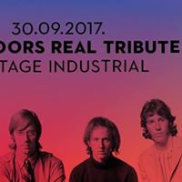The Doors Real Tribute I 3092017 I Vintage Industrial