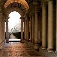 Lillusione ottica del Borromini e la Collezione del Cardinale