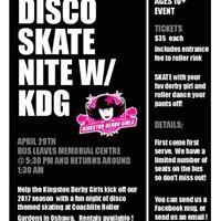 Disco Skate Nite W KDG