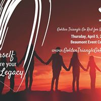 2018 Golden Triangle Go Red For Women Luncheon