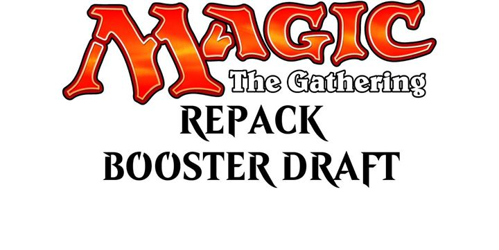 MTG $5 Repack Draft at Quenda Games, Midland Junction