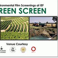 Green Screen - Environmental Film Screenings