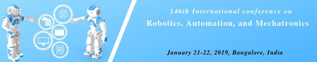 IOSRD-146th International Conference on Robotics Automation and Mechatronics