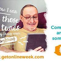 Get Online Week 2017  First Steps to Getting Online