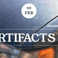 Artifacts 09 feat Funk Bastrd and Ramesh