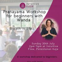 Pranayama Workshop for beginners with Wanda