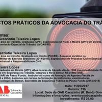 Aspectos Prticos Da Advocacia Do Trnsito