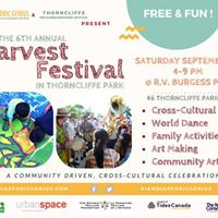 The 6th Annual Harvest Festival in Thorncliffe Park