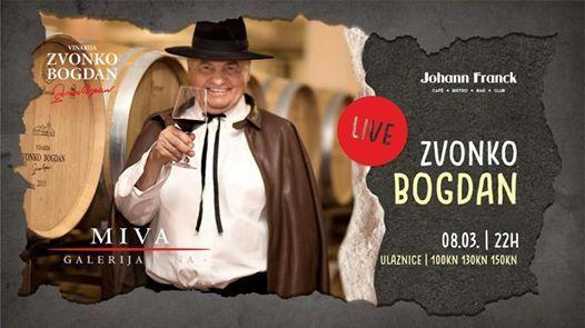 Zvonko Bogdan u Johann Francku