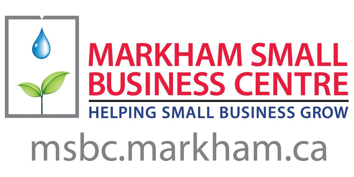 MSBC Seminar Making Sales Scalable - Planning for Success