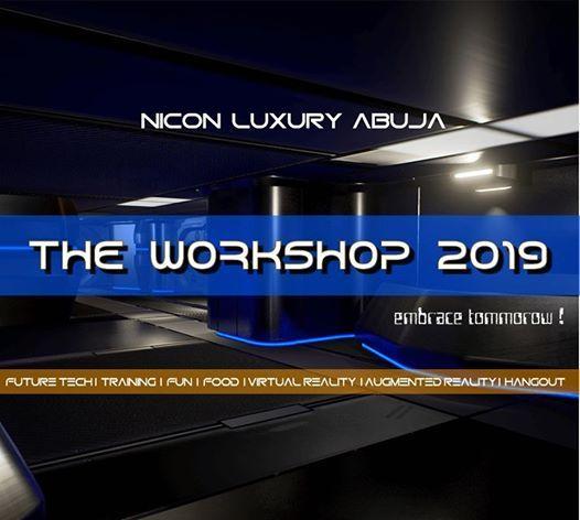 The Workshop 2019 Abuja Tech Hangout