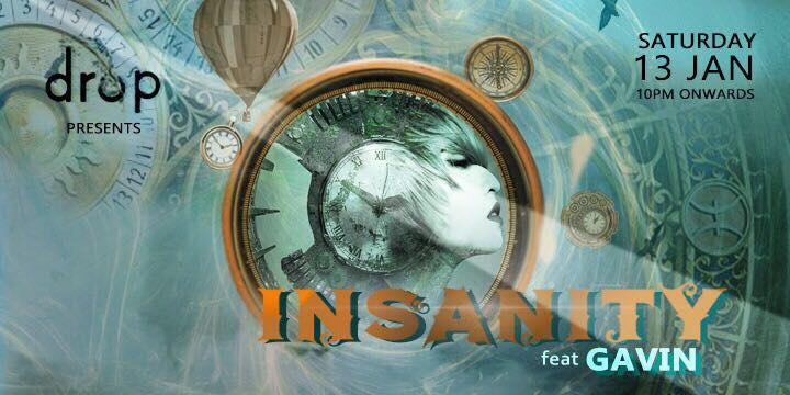 Insanity feat Gavin