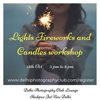 Learn to Click Lights Fireworks and Crackers
