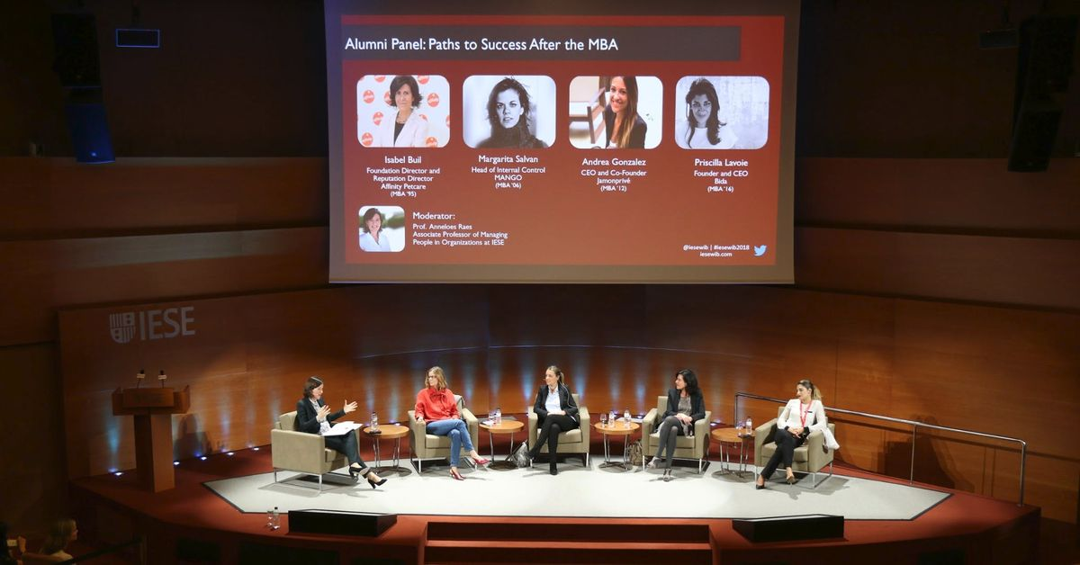 Women in Business Conference - IESE