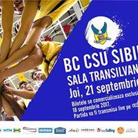 BC CSU Sibiu-BK Pardubice