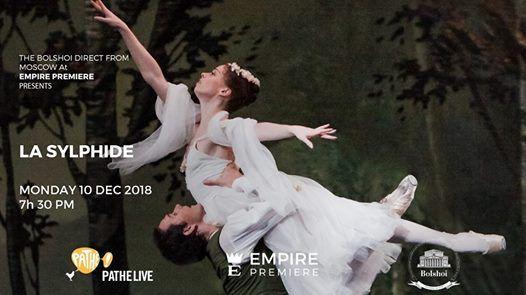 La Sylphide live at Empire Premiere
