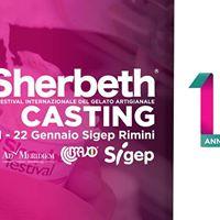 10 anni di Sherbeth. Presentazione ufficiale al Sigep.
