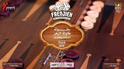 Ban-Co Frenjieh Championship 2019