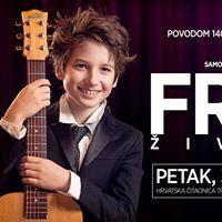 Frano - samostalni koncert (NOVI DATUM)