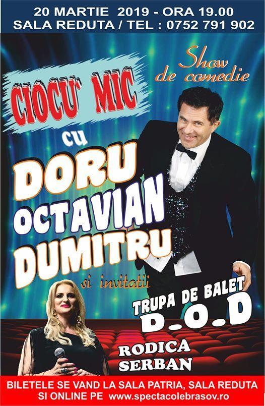 CIOCU MIC CU DORU OCTAVIAN DUMITRU-BRASOV