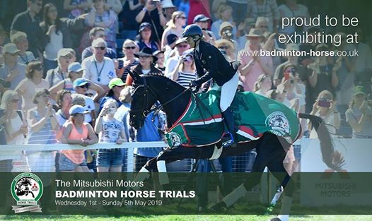 Bupa at Badminton Horse Trials