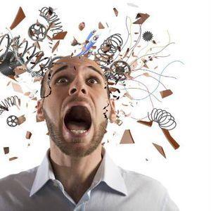 vol hoofd stress