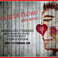 Taller de Clown Nivel inicial