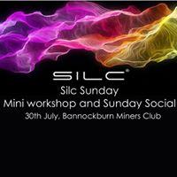 Stirling Silc Sunday Mini Workshop and Social