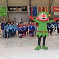 International ice hockey tournament Kranj Slovenia
