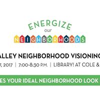 West Valley Neighborhood Visioning Event