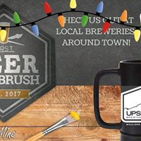 BEER &amp BRUSH at Upslope