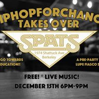 Spats Takeover