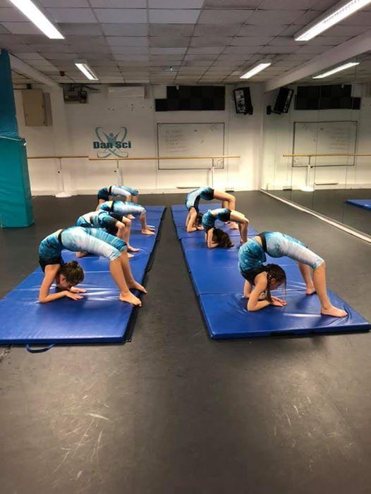Acrobatic Arts Intensive 5yrs