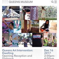 Queens Art Intervention Goes to Queens Museum