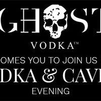 Ghost Vodka x Raffles - Private Vodka and Caviar Party