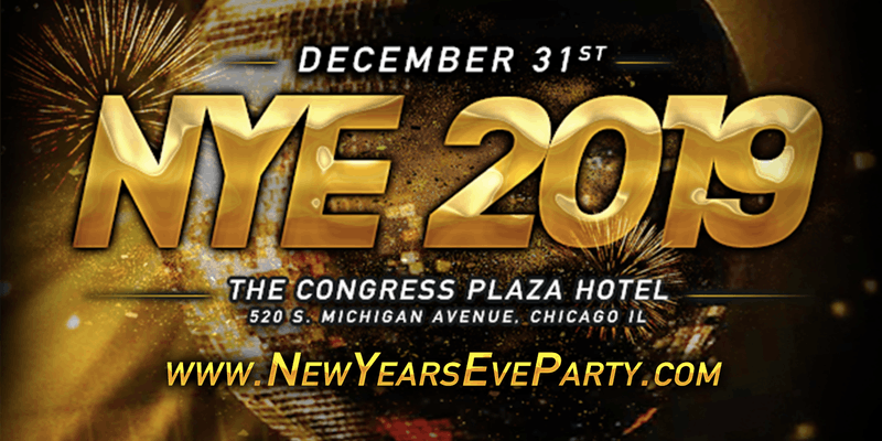 Best Chicago New Year's Eve Parties