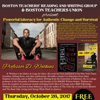 Powerful Literacy for Authentic Change &amp Survival