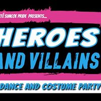 Heroes and Villains Dance Party