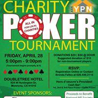 AAR YPN Charity Poker Tournament