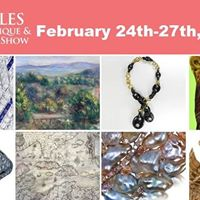 Naples Art Antique and Jewelry Show