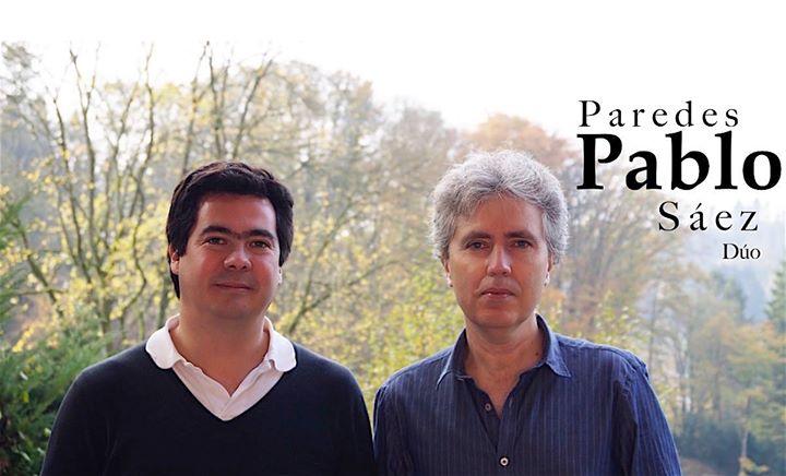 Pablo Paredes & Pablo Sez letzte Konzert 2017