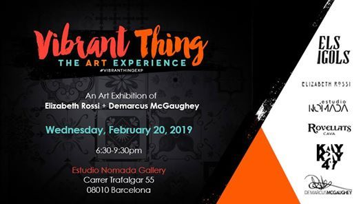 Vibrant Thing Art Exhibition