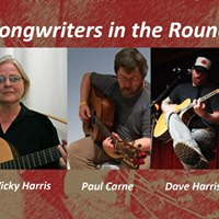 Singer-songwriters in the Round at The Fez