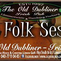 Irish Folk Session